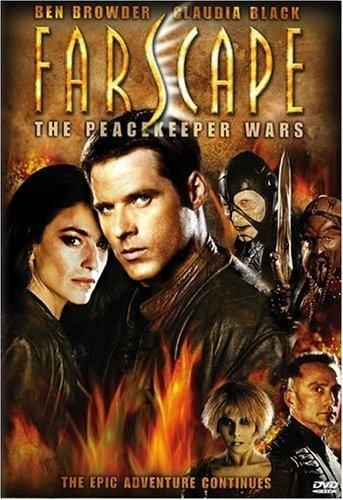 La locandina di Farscape: The Peacekeeper Wars
