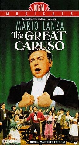 La locandina di Il grande Caruso