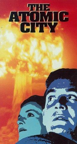 La locandina di La città atomica