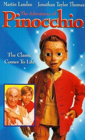 La locandina di Le straordinarie avventure di Pinocchio