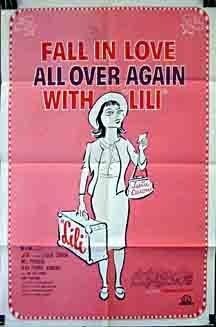 La locandina di Lili