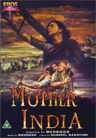 La locandina di Mother India