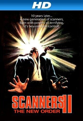 La locandina di Scanners 2: il nuovo ordine