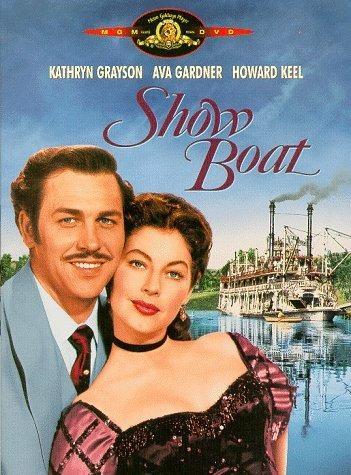 La locandina di Show Boat