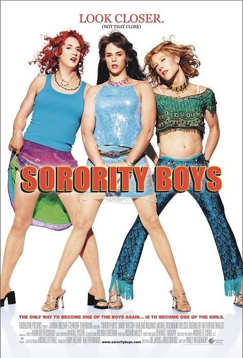 La locandina di Sorority Boys
