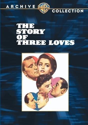 La locandina di Storia di tre amori