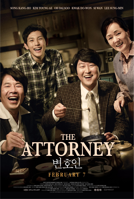 La locandina di The Attorney