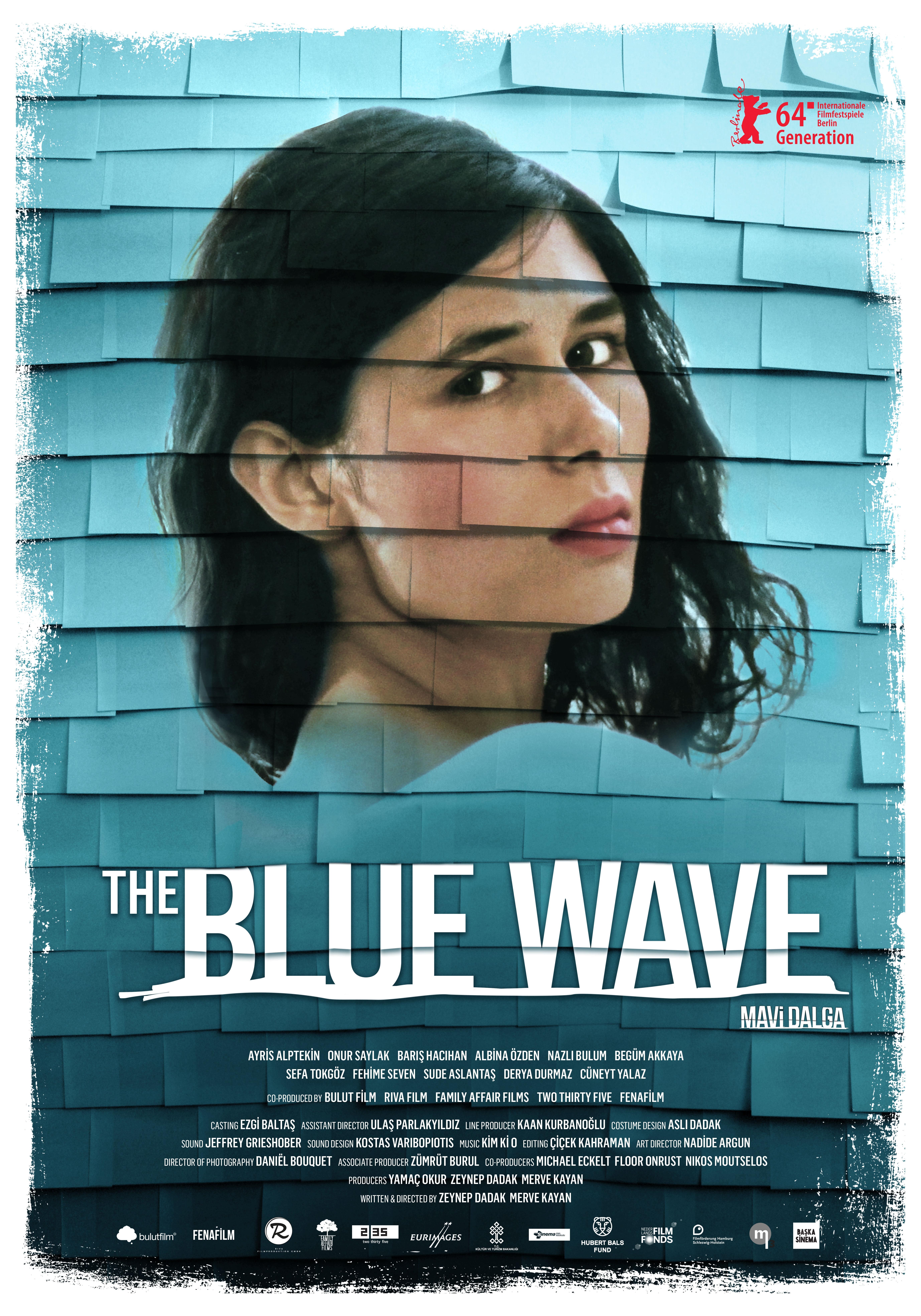 La locandina di The Blue Wave