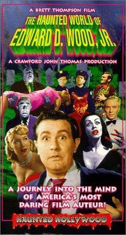 La locandina di The Haunted World of Edward D. Wood Jr.