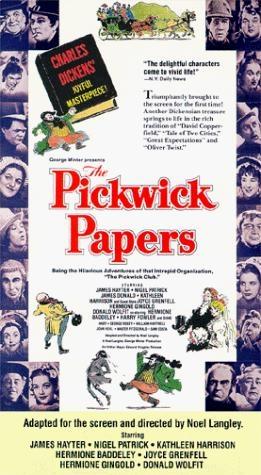 La locandina di The Pickwick Papers