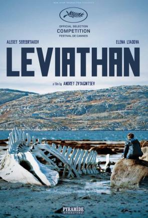 Leviathan: la locandina