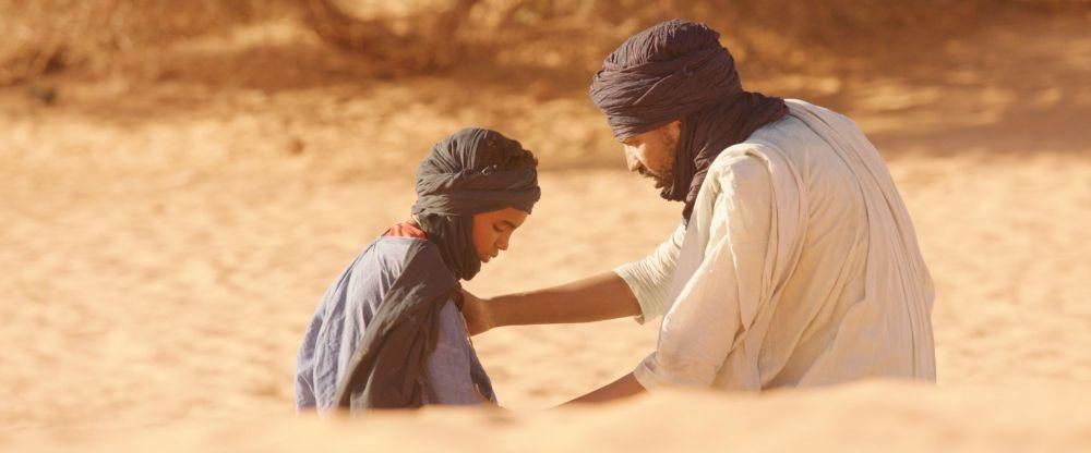 Timbuktu: Kidane Ibrahim in una scena