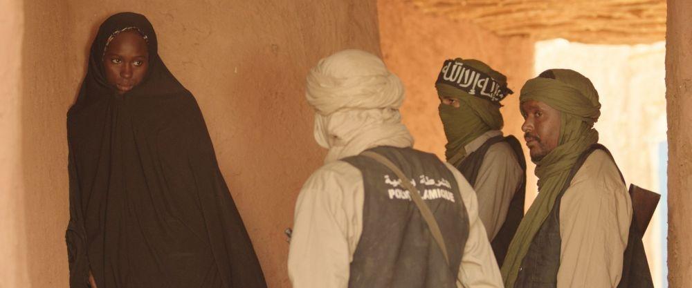 Timbuktu: Toulou Kiki una scena del film