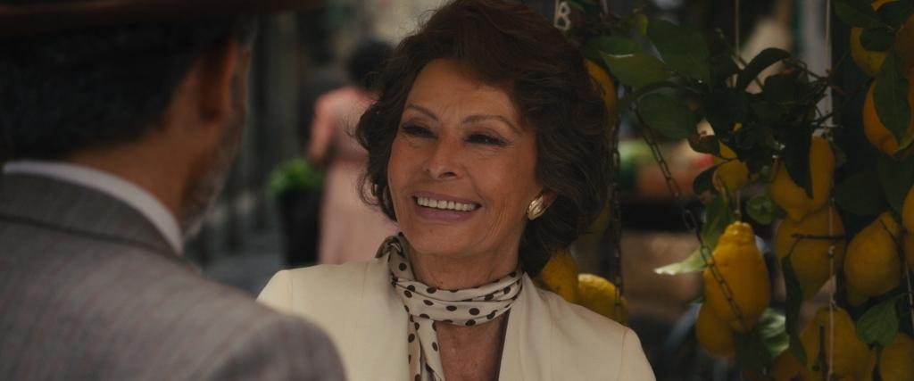 Voce umana: Sophia Loren in una scena