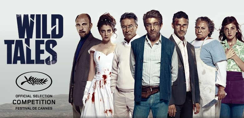Wild Tales: il poster orizzontale
