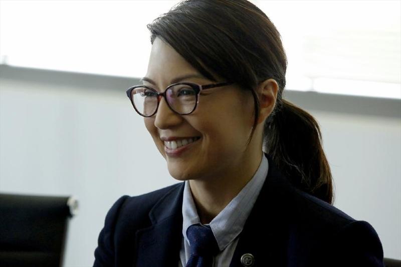 Agents of S.H.I.E.L.D.: Ming-Na Wen in una scena dell'episodio Ragtag