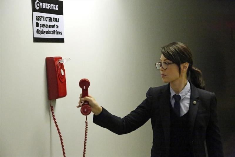 Agents of S.H.I.E.L.D.: Ming-Na Wen in una scena dell'episodio Ragtag, prima stagione