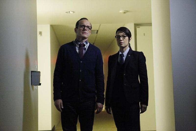 Agents of S.H.I.E.L.D.: Ming-Na Wen insieme a Clark Gregg all'opera in Ragtag