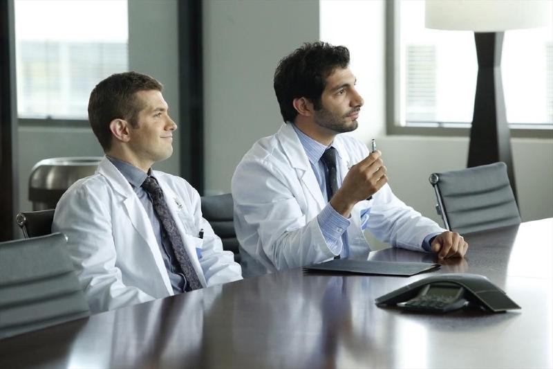 Agents of S.H.I.E.L.D.: Paul Elia e Joel Johnstone nell'episodio Ragtag