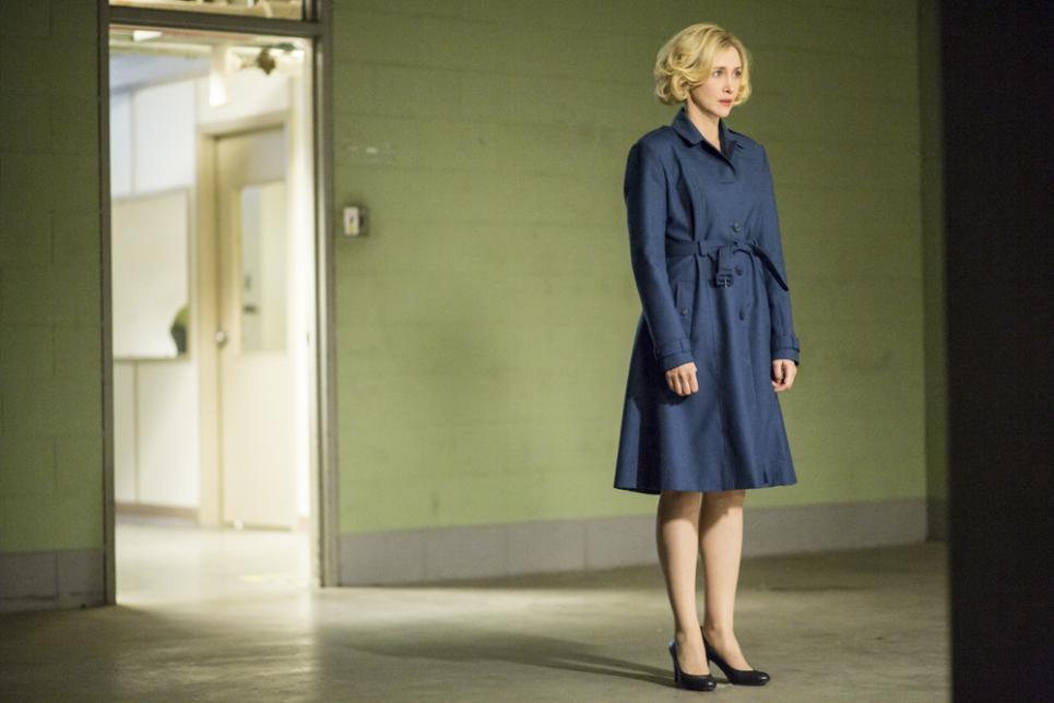 Bates Motel: Vera Farmiga in un momento dell'episodio The Immutable Truth