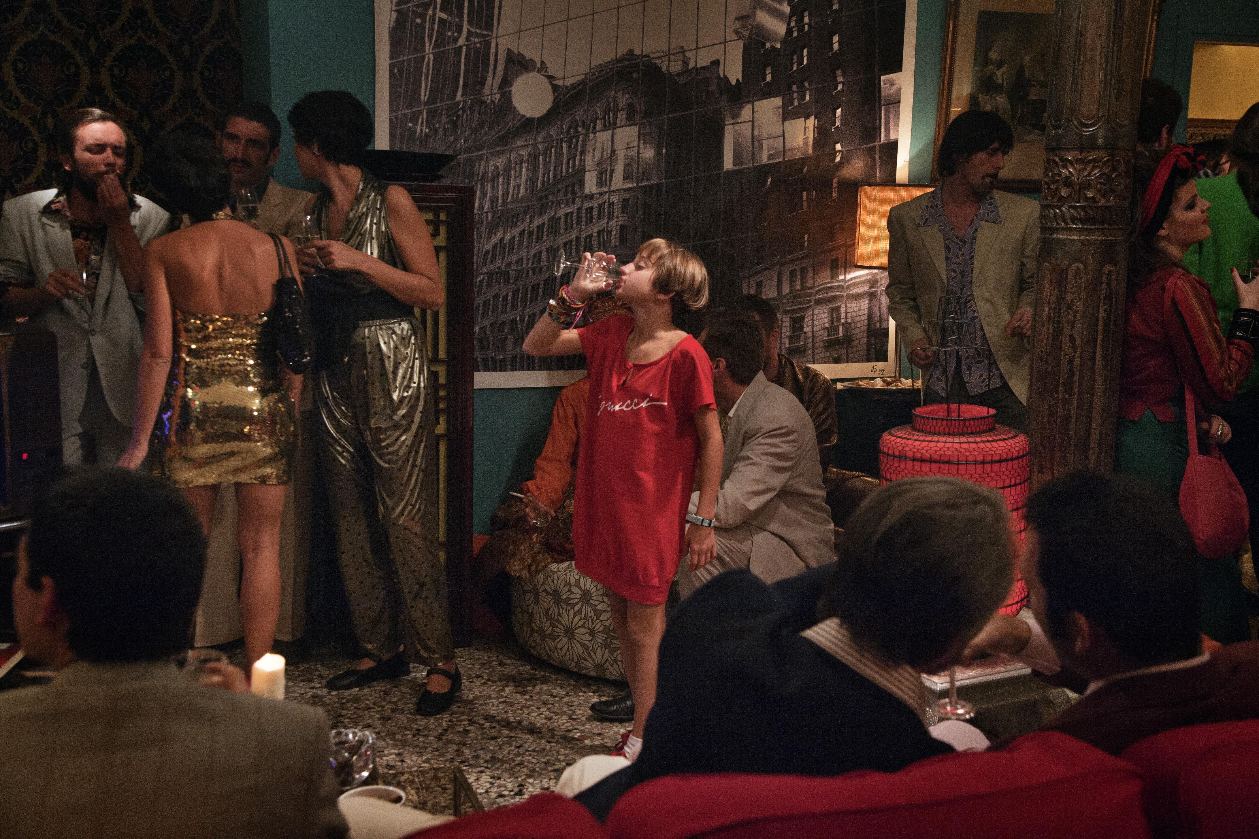 Incompresa: Giulia Salerno in una scena del film