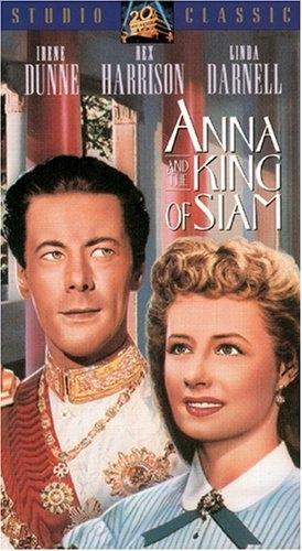 La locandina di Anna e il re del Siam