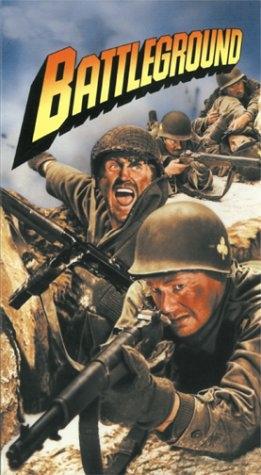 La locandina di Bastogne