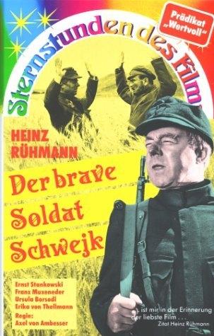 La locandina di Il bravo soldato Schwejk