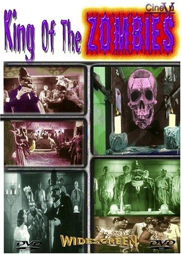 La locandina di King of the Zombies