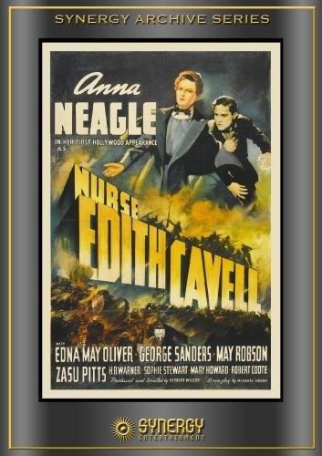 La locandina di La storia di Edith Cavell