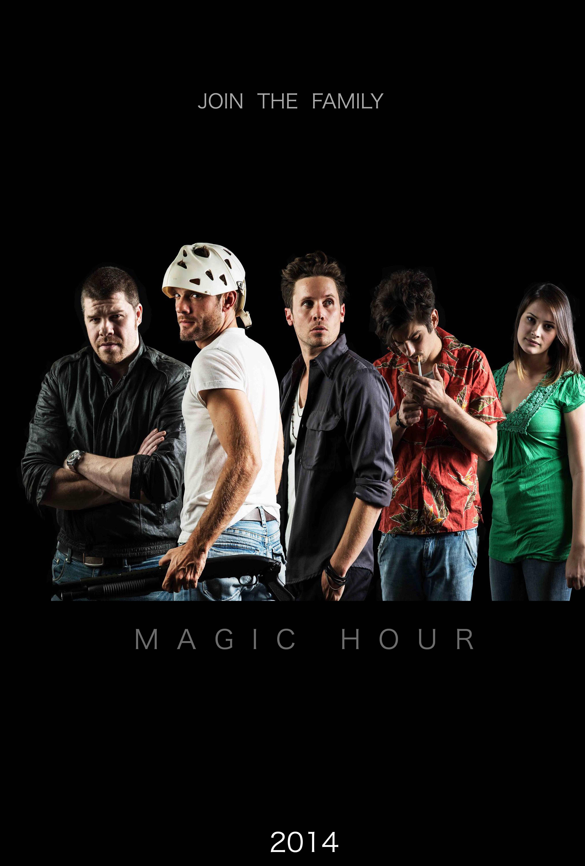 La locandina di Magic Hour