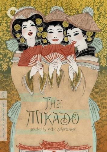 La locandina di Mikado