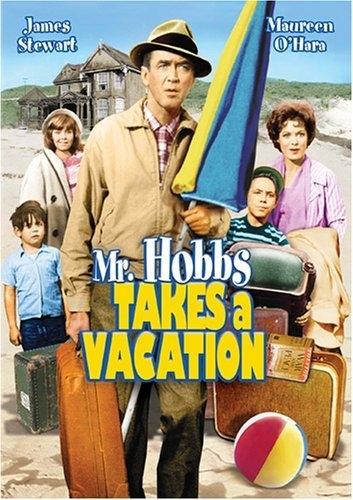 La locandina di Mr. Hobbs va in vacanza