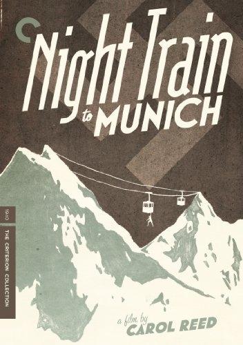 La locandina di Night Train to Munich