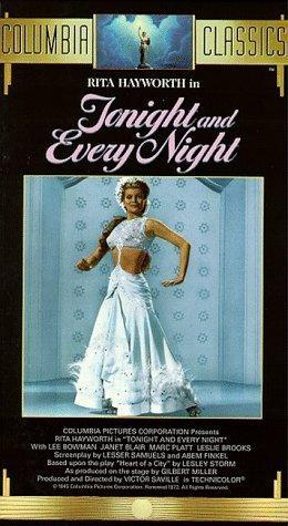 La locandina di Stanotte ed ogni notte