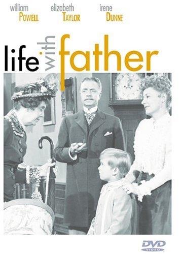 La locandina di Vita col padre