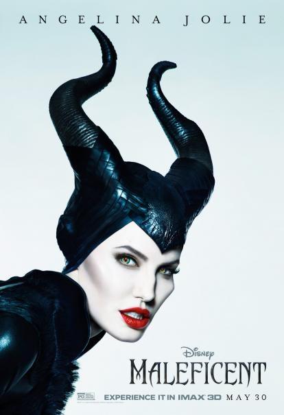 Maleficent: la locandina IMAX