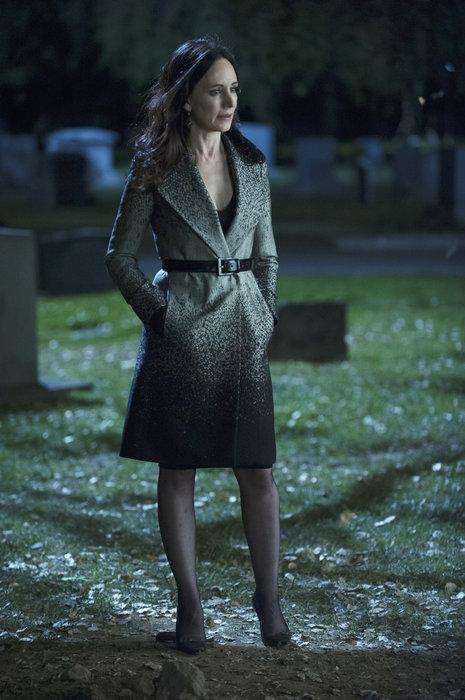 Revenge: Madeleine Stowe in una scena dell'episodio Execution, terza stagione