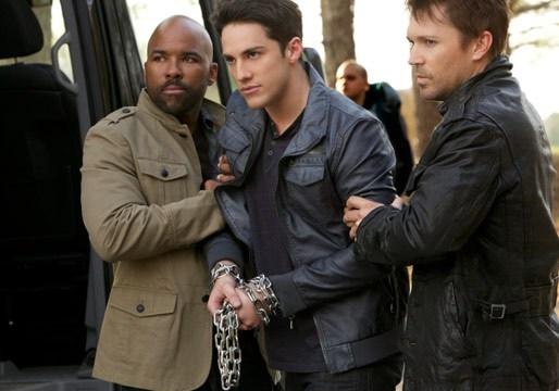The Vampire Diaries: Michael Trevino nell'episodio Home, finale della quinta stagione
