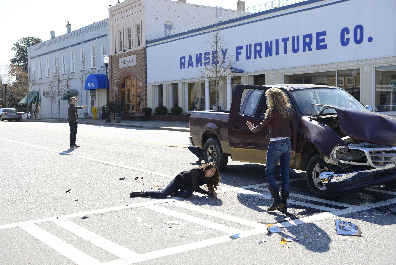 The Vampire Diaries: Nina Dobrev, Chris Brochu nell'episodio Promised Land