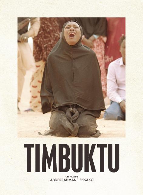 Timbuktu: il poster del film