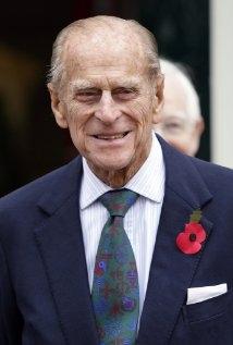 Una foto di Prince Philip