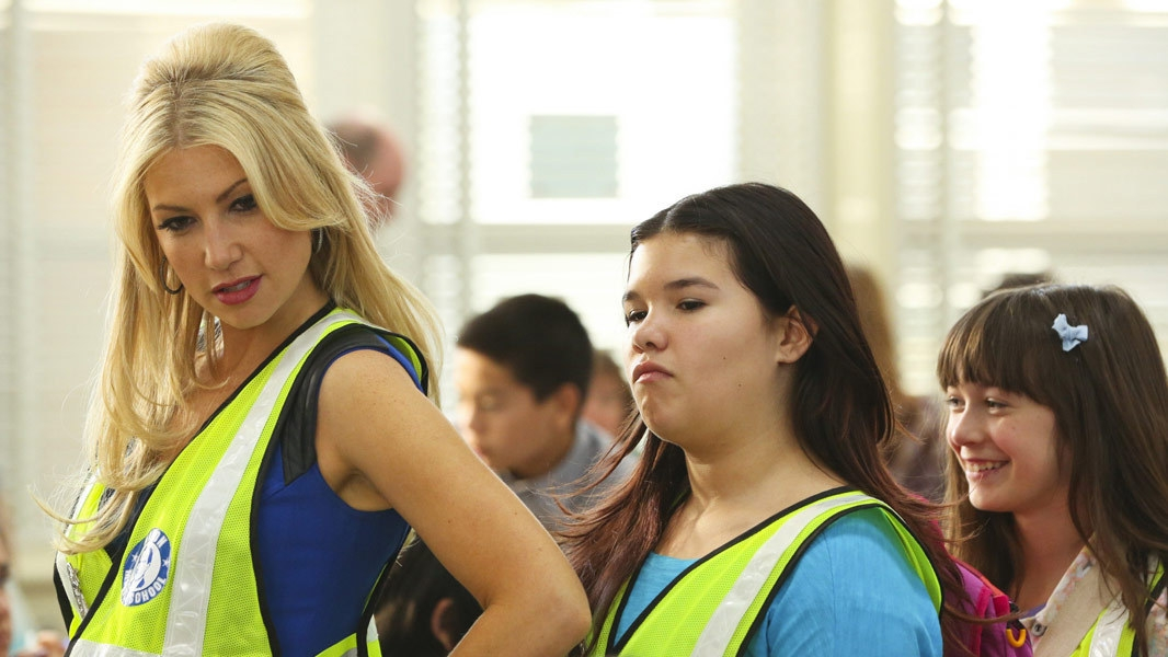 Bad Teacher: Ari Graynor, Madison De La Garza e Gracie Kaufman nel pilot
