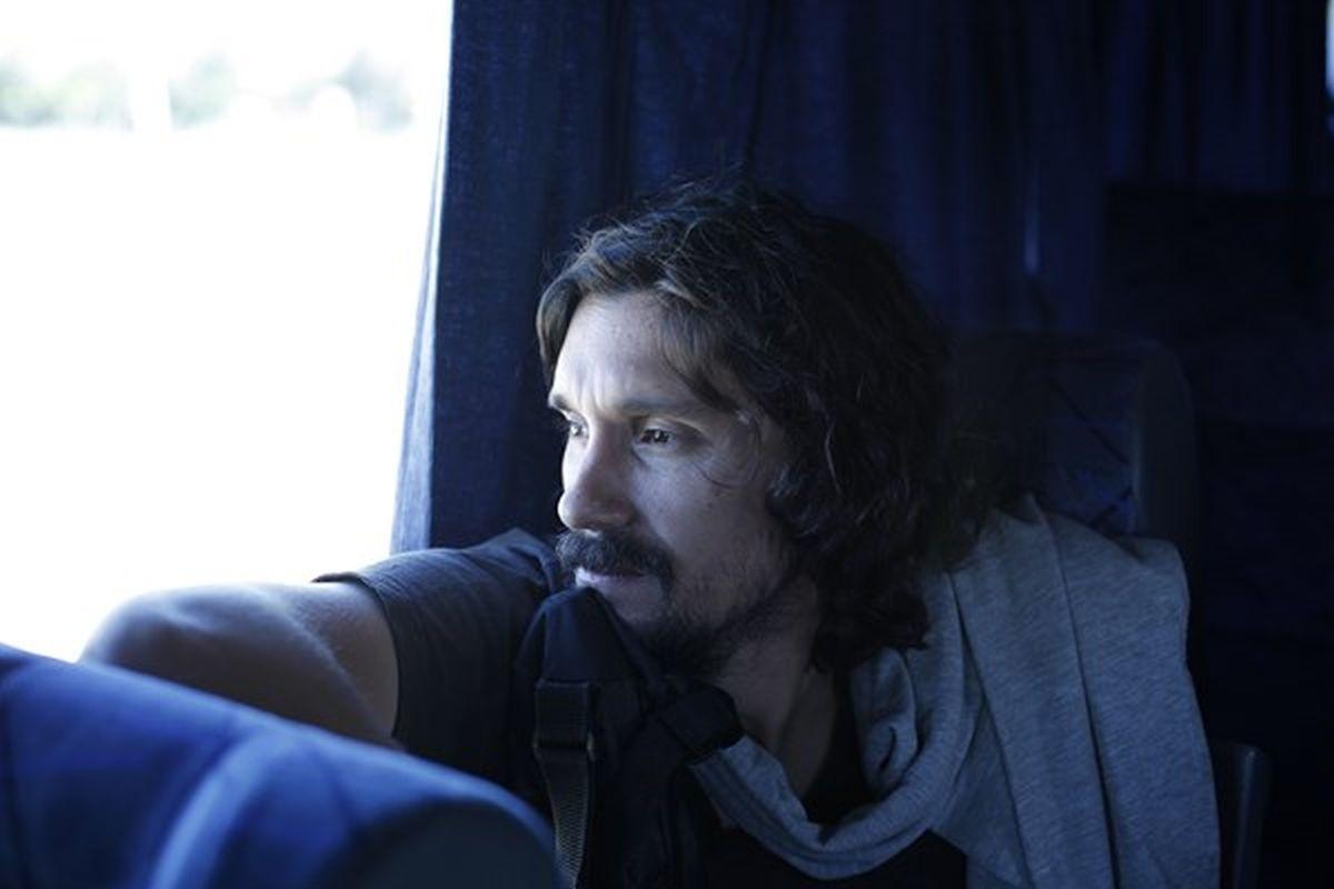 Jauja: il regista Lisandro Alonso in una foto promozionale