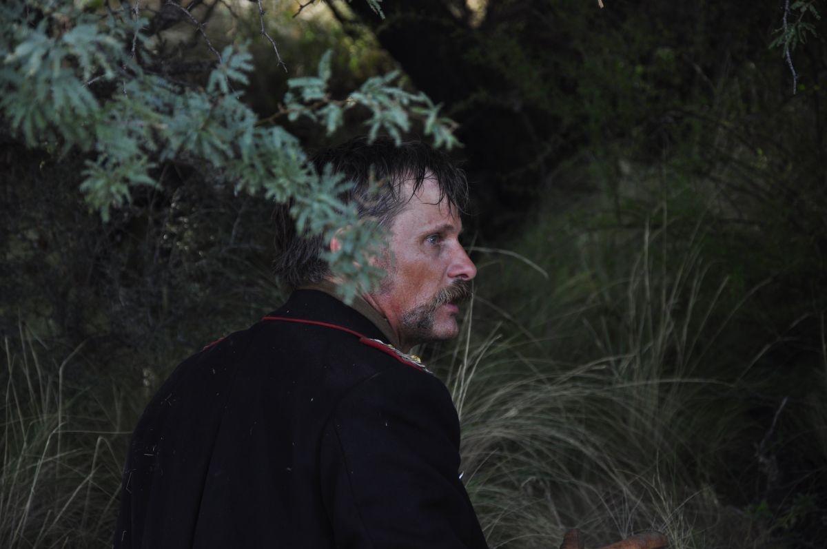 Jauja: Viggo Mortensen in una scena