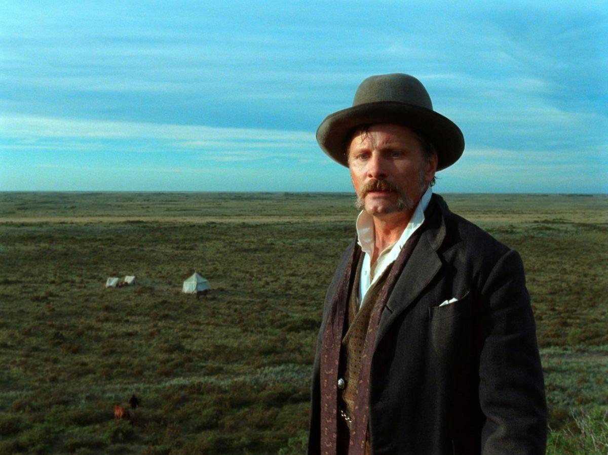 Jauja: Viggo Mortensen in una scena del film