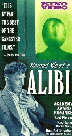 La locandina di Alibi