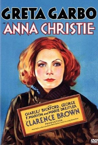 La locandina di Anna Christie