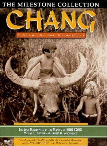 La locandina di Chang: A Drama of the Wilderness