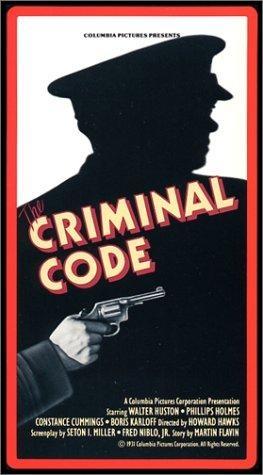 La locandina di Codice penale